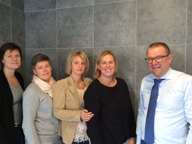 Kantoor De Jonghe team